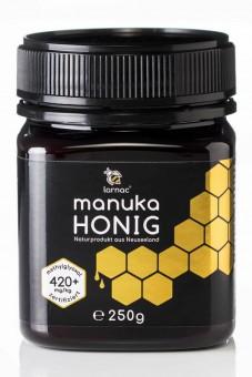 Larnac Manuka-Honig MGO 420+ (250g)