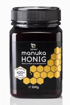 Larnac Manuka-Honig MGO 420+ (500g)
