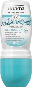 Lavera Basis Sensitiv Deo Roll-On