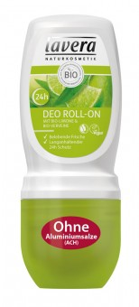 Lavera Deo Roll-On Limone & Verveine