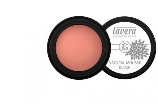 Lavera Natural Mousse Blush 02 Soft Cherry