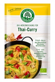 Lebensbaum Thai-Curry bio