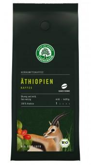 Lebensbaum Yirgacheffe Äthiopien Kaffee, Bohne bio