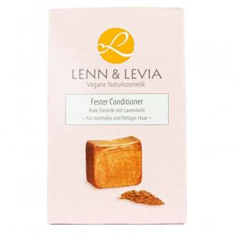 Lenn & Levia Fester Conditioner (normales + fettiges Haar)