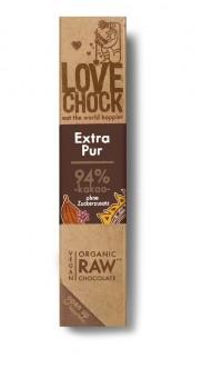 Lovechock Extra Pur 94% Kakao bio