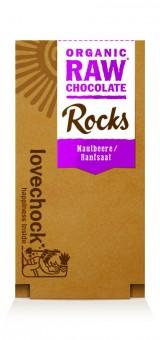 Lovechock Rocks Maulbeere & Hanfsaat bio