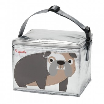 3 Sprouts Lunch Bag Bulldogge