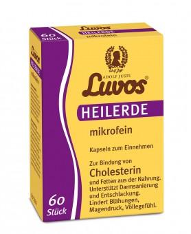 Luvos Heilerde mikrofein Kapseln 60Stk