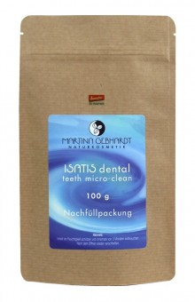 Martina Gebhardt Isatis dental Teeth Micro Clean Nachfüllpack
