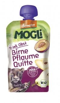 Mogli Moothie Pflaume-Birne-Quitte bio