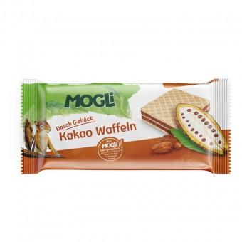 Mogli Waffeln mit Kakaocremefüllung bio