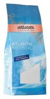 Naturata Atlantik Meersalz, fein