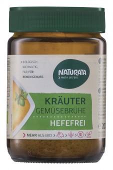 Naturata Kräuter Gemüsebrühe hefefrei bio