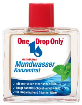 One Drop Only Mundwasser Konzentrat 25ml