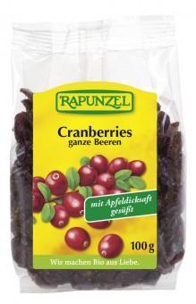 Rapunzel Cranberries bio 100g