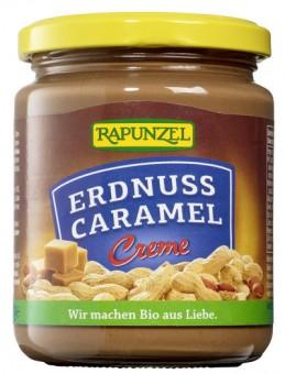 Rapunzel Erdnuss-Caramel-Creme bio 250g