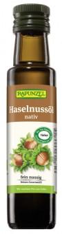 Rapunzel Haselnussöl nativ, Projekt bio