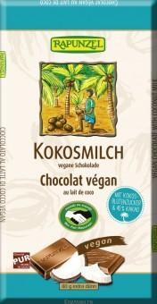 Rapunzel Kokosmilch Schokolade HIH bio