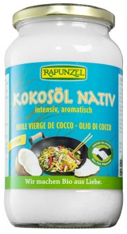 Rapunzel Kokosöl nativ HIH bio 864ml