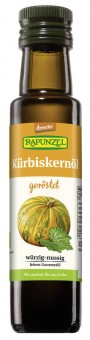 Rapunzel Kürbiskernöl geröstet, demeter 100ml