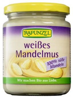 Rapunzel Mandelmus weiß bio 250g