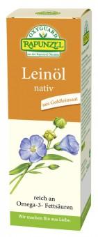 Rapunzel OXYGUARD® Leinöl nativ bio 250ml