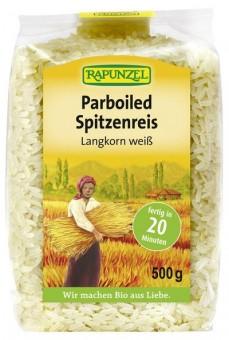 Rapunzel Parboiled Spitzenreis Langkorn weiß bio 500g