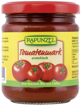 Rapunzel Tomatenmark 22% Tr.M. bio 200g