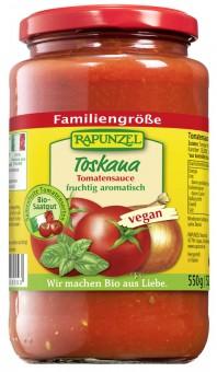 Rapunzel Tomatensauce Toskana bio 525ml