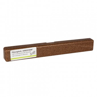 Saling Zahnbürstenbox Flüssigholz