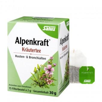 Salus Alpenkraft Husten- & Bronchialtee (15Btl)