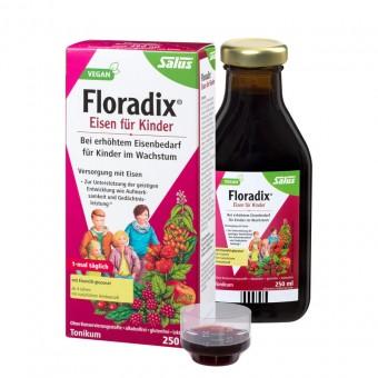 Salus Floradix Eisen für Kinder