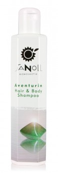 Sanoll Aventurin Hair & Body Shampoo 200ml