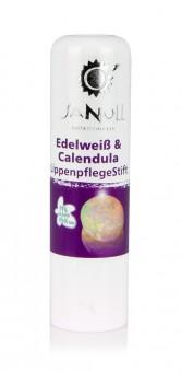 Sanoll Edelweiß & Calendula LippenpflegeStift (Neu)