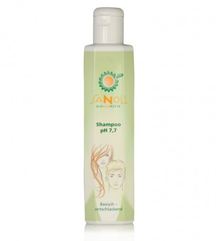Sanoll Shampoo pH 7,7 basisch 200ml