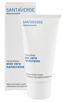Santaverde Aloe Vera Handcreme