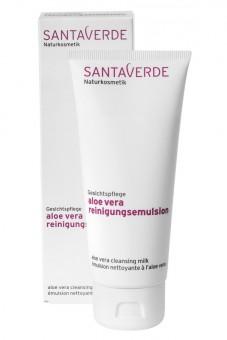 Santaverde Aloe Vera Reinigungsemulsion