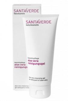 Santaverde Aloe Vera Reinigungsgel
