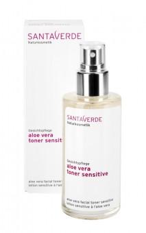 Santaverde Aloe Vera Toner Sensitive
