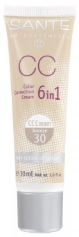 Sante Color Correcting Cream 30 bronze