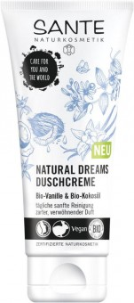 Sante Duschcreme Natural Dreams Vanille & Kokos