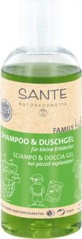 Sante Family Kids Shampoo & Duschgel Bio-Aloe