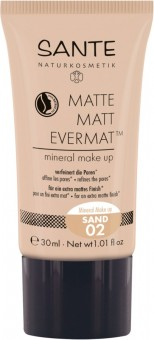 Sante Matte Matt Make-up 02