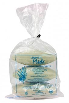 Savon du Midi Oliven-Lavendel-Seife 3er