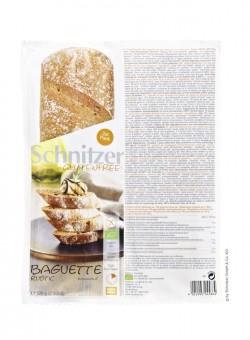 Schnitzer Bio BAGUETTE RUSTIC