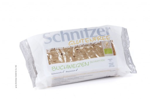 Schnitzer Bio BUCHWEIZEN SCHNITTEN