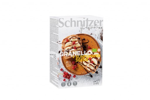 Schnitzer Bio GRANELLO + SUNFLOWER SEEDS