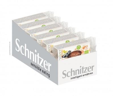 Schnitzer Bio MINI CAKE BLUEBERRY