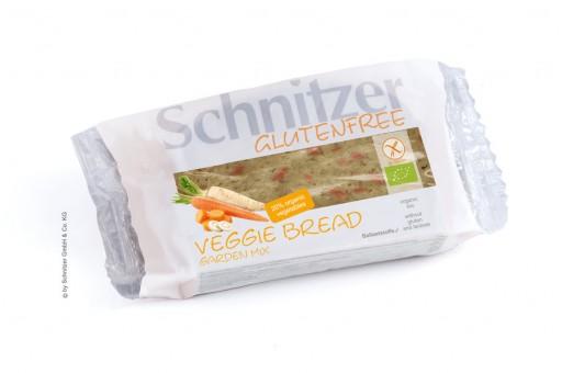 Schnitzer Bio VEGGIE BREAD GARDEN MIX
