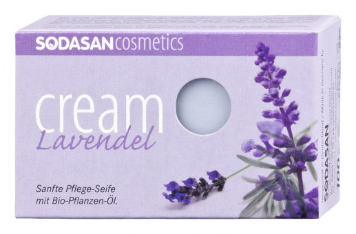 Sodasan Lavendel Seife